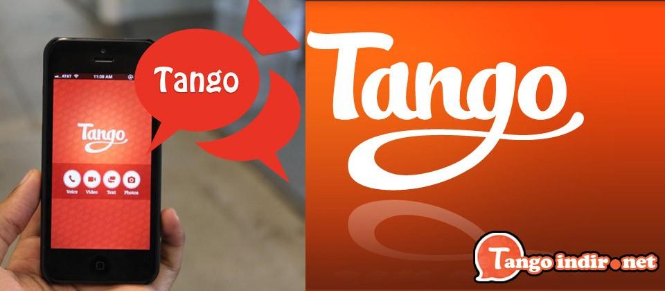 sesli ve videolu görüşme için tango indir