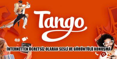 Arkadaşlık ve Sohbetin Değişmez Uygulaması Tango İndir