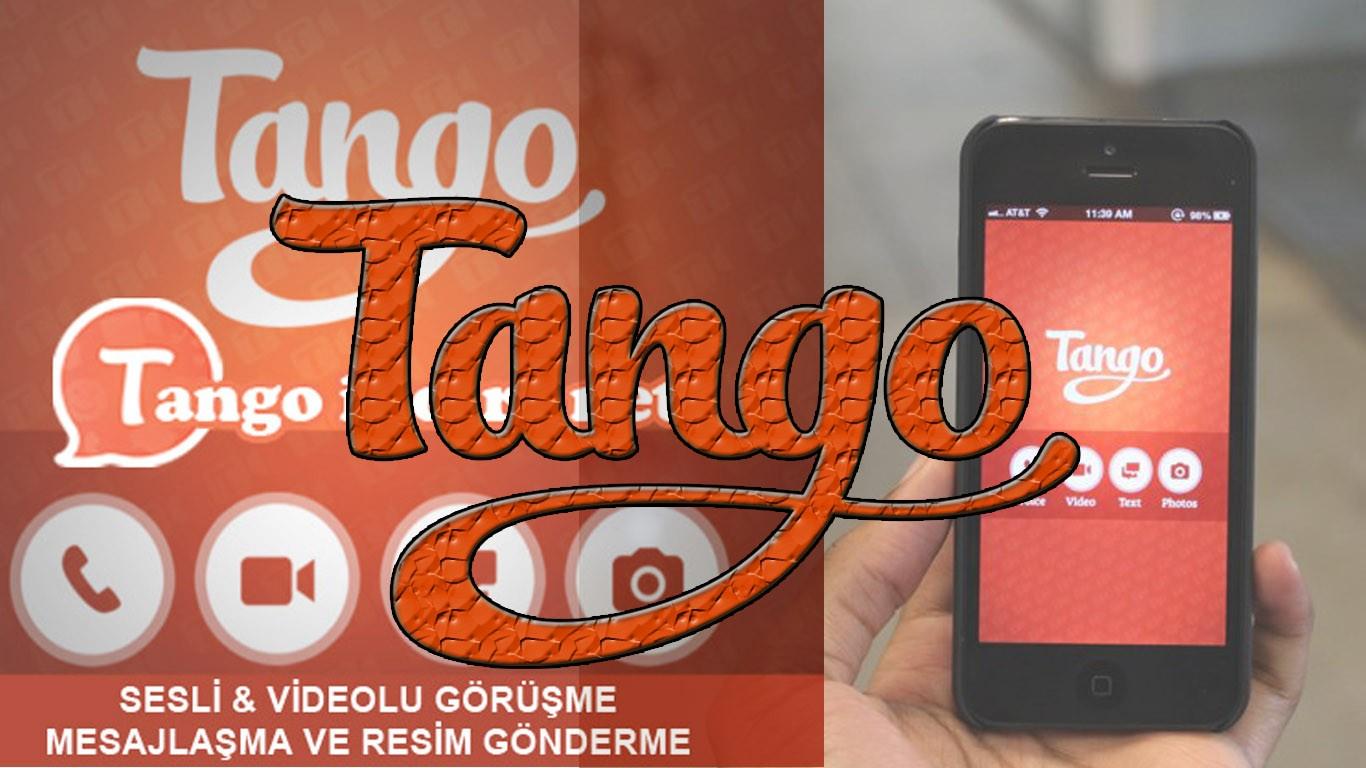 Tango indir ile yeni arkadaşlara hazır olun