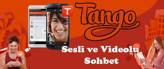 sesli ve videolu chat uygulaması