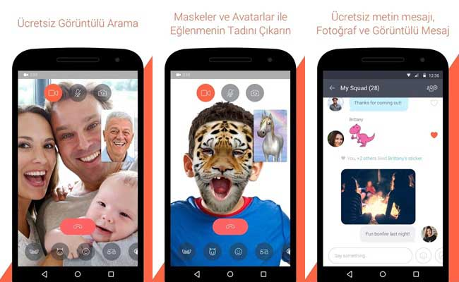 tango indir android