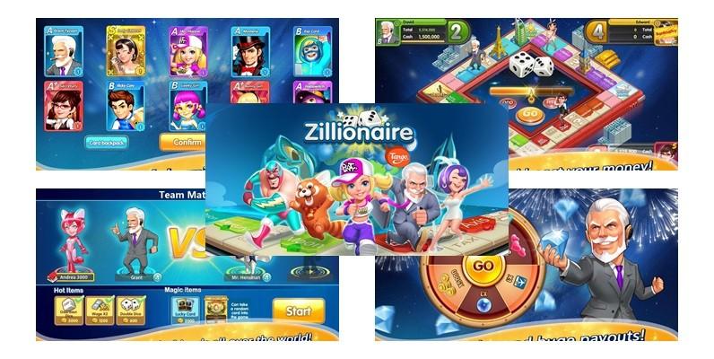 Zillionaire for TANGO Android Oyunu Uygulaması İndirin