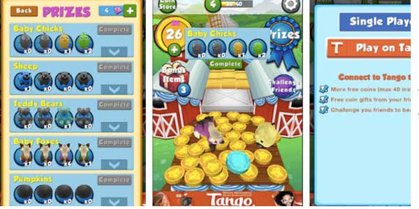 Farm Coin Dozer for Tango ekran resmi