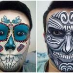 tango yüz maskeleme